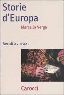 Storie dEuropa. Secoli XVIII-XXI.pdf