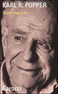 Foto Cover di Karl R. Popper, Libro di Jürgen A. Alt, edito da Carocci