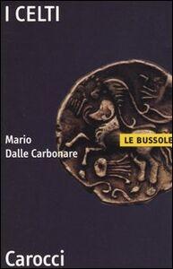 Libro I celti Mario Dalle Carbonare