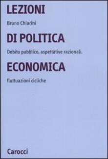 Squillogame.it Lezioni di politica economica. Debito pubblico, aspettative razionali, fluttuazioni cicliche Image