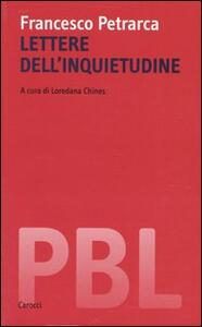 Lettere dell'inquietudine