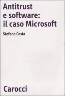 Promoartpalermo.it Antitrust e software: il caso Microsoft Image