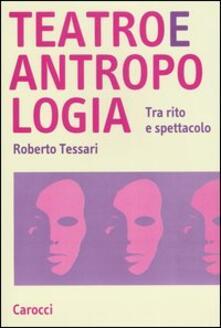 Premioquesti.it Teatro e antropologia. Tra rito e spettacolo Image