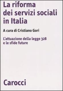 Warholgenova.it La riforma dei servizi sociali in Italia. L'attuazione della legge 328 e le sfide future Image