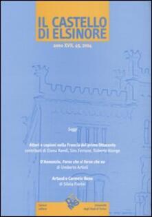 Il castello di Elsinore (2004). Vol. 49 - copertina