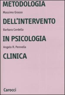 Charun.it Metodologia dell'intervento in psicologia clinica Image