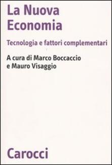 Squillogame.it La nuova economia. Tecnologia e fattori complementari Image