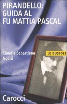 Rallydeicolliscaligeri.it Pirandello: guida al Fu Mattia Pascal Image
