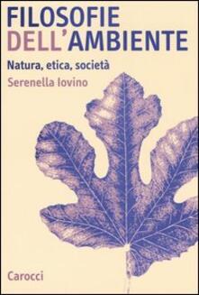 Filosofie dellambiente. Natura, etica, società.pdf