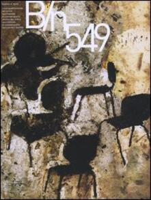 Bianco e nero (2004). Vol. 549 - copertina