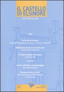 Festivalshakespeare.it Il castello di Elsinore (2004). Vol. 50 Image