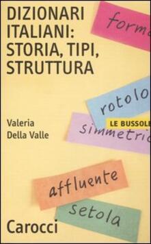 Rallydeicolliscaligeri.it Dizionari italiani: storia, tipi, struttura Image