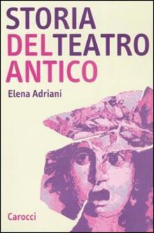 Radiospeed.it Storia del teatro antico Image