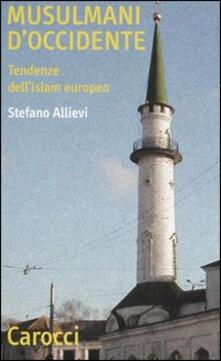 Squillogame.it Musulmani d'Occidente. Tendenze dell'Islam europeo Image