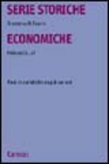 Librisulladiversita.it Serie storiche economiche Image