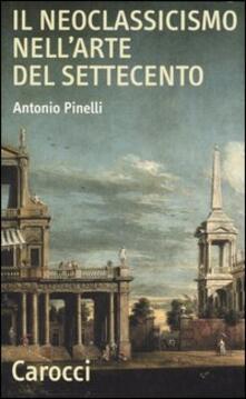 Vitalitart.it Il neoclassicismo nell'arte del Settecento Image