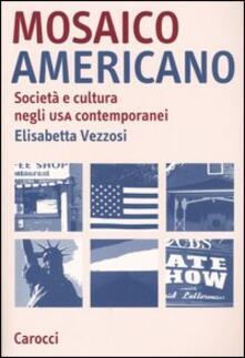 Winniearcher.com Mosaico americano. Società e cultura negli Usa contemporanei Image