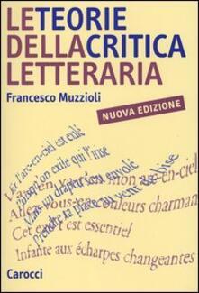 Premioquesti.it Le teorie della critica letteraria Image
