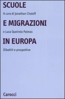 Radiospeed.it Scuole e migrazioni in Europa. Dibattiti e prospettive Image