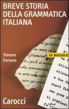 Listadelpopolo.it Breve storia della grammatica italiana Image