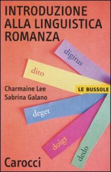 Antondemarirreguera.es Introduzione alla linguistica romanza Image