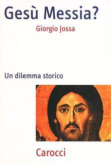 Gesù Messia? Un dilemma storico.pdf