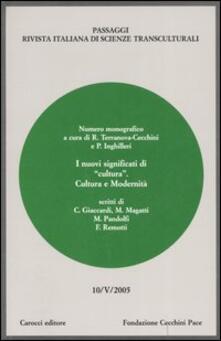Passaggi (2005). Rivista italiana di scienze transculturali. Vol. 10.pdf