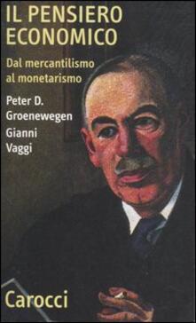 Promoartpalermo.it Il pensiero economico. Dal mercantilismo al monetarismo Image