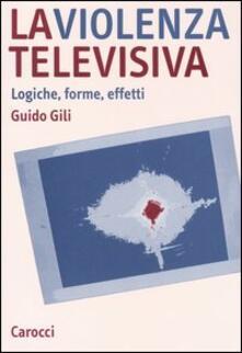 Voluntariadobaleares2014.es La violenza televisiva. Logiche, forme, effetti Image
