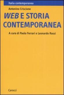Steamcon.it Web e storia contemporanea Image
