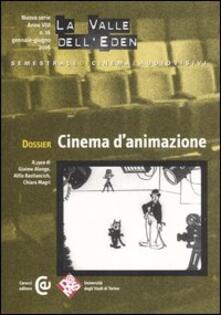 Amatigota.it La valle dell'Eden (2006). Vol. 16: Dossier: cinema d'animazione. Image