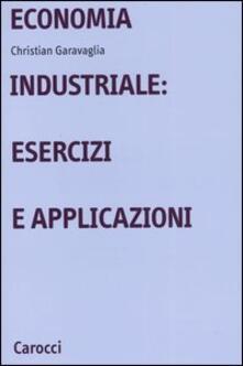 Premioquesti.it Economia industriale: esercizi e applicazioni Image