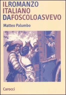 Listadelpopolo.it Il romanzo italiano da Foscolo a Svevo Image