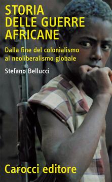 Radiospeed.it Storia delle guerre africane. Dalla fine del colonialismo al neoliberalismo globale Image
