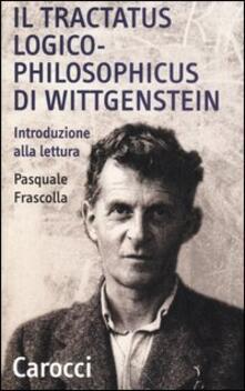 Radiospeed.it Il tractatus logico-philosophicus di Wittgenstein. Introduzione alla lettura Image