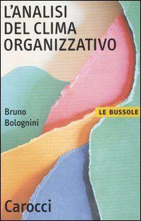 L' analisi del clima organizzativo