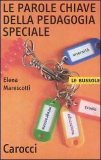 Le parole chiave della pedagogia speciale