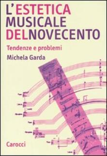 Daddyswing.es L' estetica musicale del Novecento. Tendenze e problemi Image