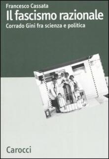 Fondazionesergioperlamusica.it Il fascismo razionale. Corrado Gini fra scienza e politica Image