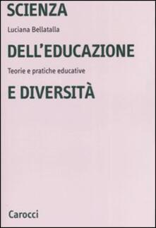 Nordestcaffeisola.it Scienza dell'educazione e diversità. Teorie e pratiche educative Image