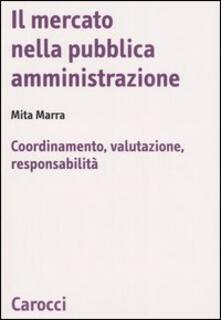 Lpgcsostenible.es Il mercato nella pubblica amministrazione. Coordinamento, valutazione, responsabilità Image