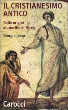 Il cristianesimo antico dalle origini al Concilio di Nicea.pdf