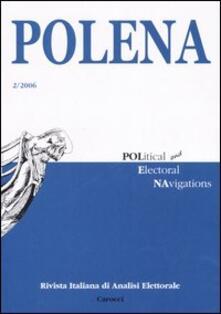 Polena. Rivista italiana di analisi elettorale (2006). Vol. 2.pdf