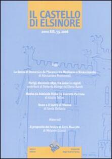Filippodegasperi.it Il castello di Elsinore (2006). Vol. 53 Image