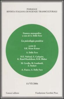 Amatigota.it Passaggi (2006). Rivista italiana di scienze transculturali. Vol. 11 Image