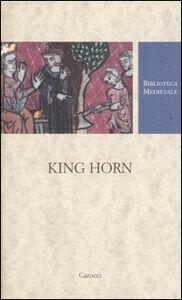 Libro King Horn