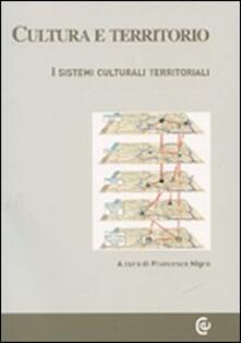 Voluntariadobaleares2014.es Cultura e territorio. I sistemi culturali territoriali. Con CD-ROM Image