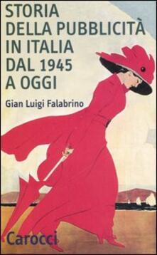 Squillogame.it Storia della pubblicità in Italia dal 1945 a oggi Image