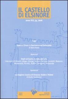 Il castello di Elsinore (2006). Vol. 54.pdf