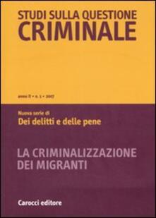 Winniearcher.com Studi sulla questione criminale (2007). Vol. 1 Image